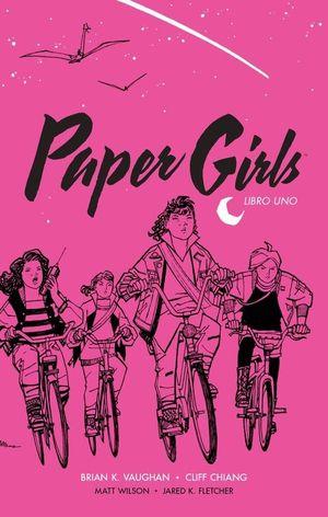 PAPER GIRLS (INTEGRAL LIBRO UNO)