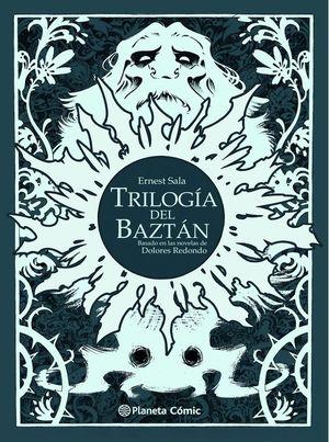 TRILOGÍA DEL BAZTÁN (NOVELA GRÁFICA EDICIÓN DE LUJO EN BLANCO Y NEGRO)