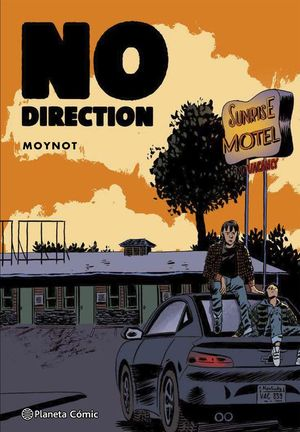 NO DIRECTION (NOVELA GRÁFICA)