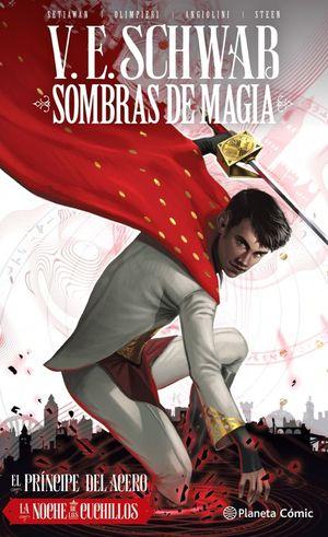 SOMBRAS DE MAGIA Nº 02