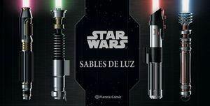 STAR WARS SABLES DE LUZ