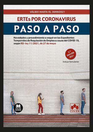 ERTES POR CORONAVIRUS. PASO A PASO