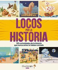 LOCOS POR LA HISTORIA