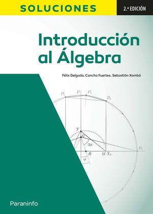 INTRODUCCIÓN AL ÁLGEBRA 2ª EDICIÓN: SOLUCIONES