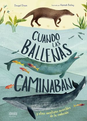 CUANDO LAS BALLENAS CAMINABAN
