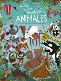 MUCHOS, MUCHOS, MUCHISIMOS ANIMALES