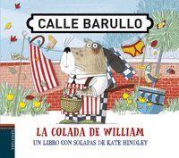 CALLE BARULLO. LA COLADA DE WILLIAM