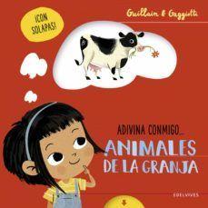 ADIVINA CONMIGO... ANIMALES DE LA GRANJA