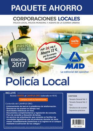VENTA ANTICIPADA PAQUETE AHORRO POLICIA LOCAL DE CORPORACIONES LO