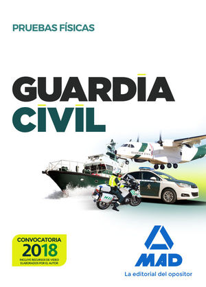 GUARDIA CIVIL PRUEBAS FISICAS