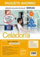 VENTA ANTICIPADA PAQUETE AHORRO CELADOR DEL SERVICIO GALLEGO DE SALUD. AHORRA 51