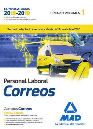 PERSONAL LABORAL DE CORREOS Y TEL�GRAFOS
