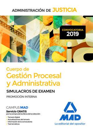 CUERPO DE GESTION PROCESAL Y ADMINISTRATIVA DE LA ADMINISTRACION DE JUSTICIA (PR