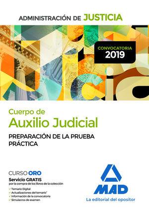 CUERPO DE AUXILIO JUDICIAL DE LA ADMINISTRACION DE JUSTICIA