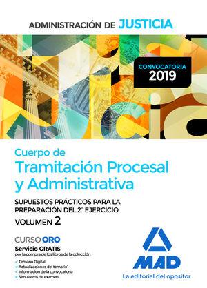 CUERPO DE TRAMITACIÓN PROCESAL Y ADMINISTRATIVA DE LA ADMINISTRACIÓN DE JUSTICIA