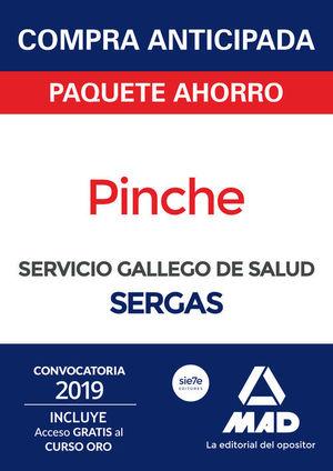 PACK AHORRO PINCHE SERGAS