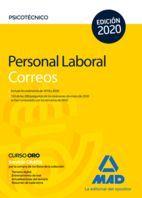 PERSONAL LABORAL DE CORREOS Y TELÉGRAFOS. PSICOTÉCNICO