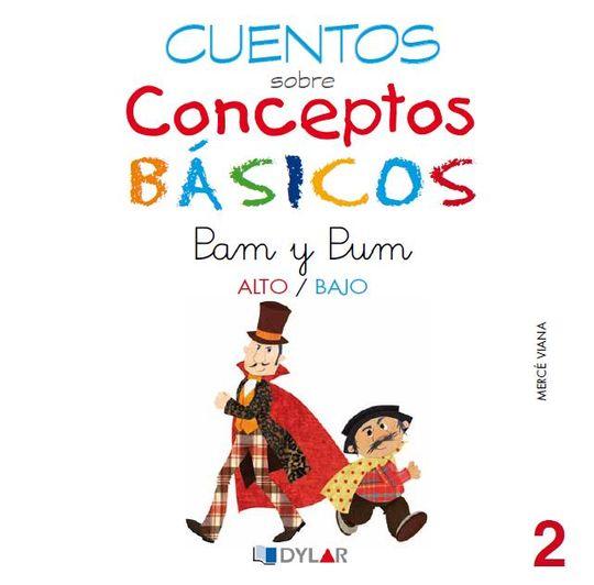 CONCEPTOS BÁSICOS - 2 ALTO / BAJO