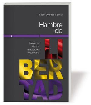 HAMBRE DE LIBERTAD