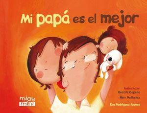 MI PAPÁ ES EL MEJOR (MINI)