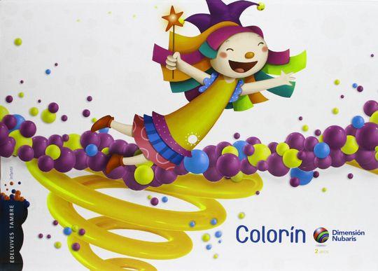 INFANTIL 2 AÑOS COLORIN