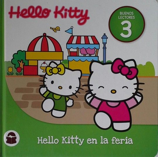 HELLO KITTY. HELLO KITTY EN LA FERIA