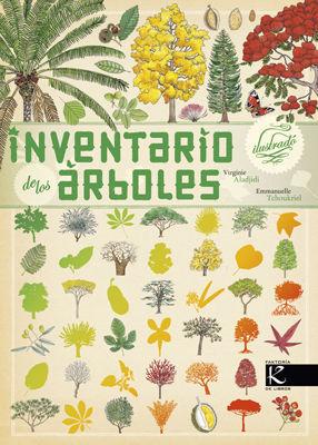 INVENTARIO ILUSTRADO DE LOS ÁRBOLES ILUSTRADO
