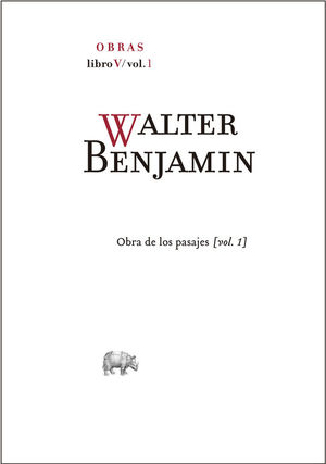 WALTER BENJAMIN OBRAS, 5-1 PASAJES, 1
