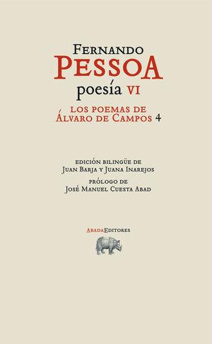 POESIA, 6 POEMAS ALVARO CAMPOS, 4