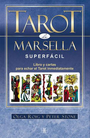 TAROT DE MARSELLA SUPERFACIL (PACK)