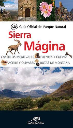 GUÍA OFICIAL DEL PARQUE NATURAL DE SIERRA MÁGINA