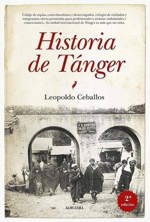 HISTORIA DE TÁNGER
