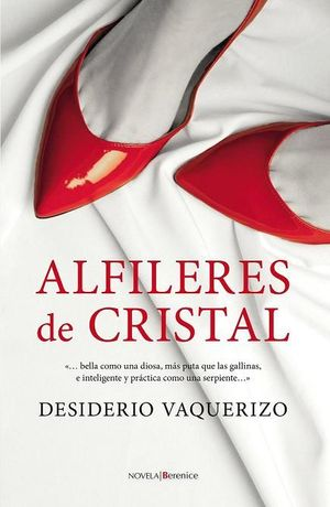 ALFILERES DE CRISTAL