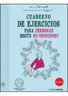 CUADERNO DE EJERCICIOS. PERDONAR SEGÚN EL HO'OPONOPONO