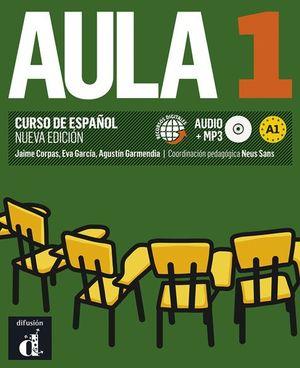 AULA 1.(LIBRO ALUMNO).(+CD)