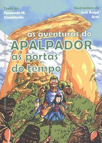 AS AVENTURAS DO APALPADOR: AS PORTAS DO TEMPO