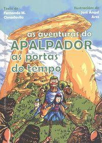 AS AVENTURAS DO APALPADOR: AS PORTAS DO TEMPO
