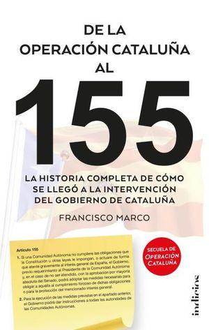 DE OPERACION CATALUÑA AL 155
