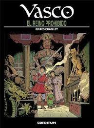 VASCO 11: EL REINO PROHIBIDO