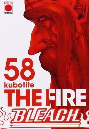 BLEACH 58 THE FIRE