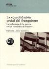 VC/5-LA CONSOLIDACIÓN SOCIAL DEL FRANQUISMO