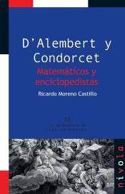 D?ALEMBERT Y CONDORCET. MATEMÁTICOS Y ENCICLOPEDISTAS