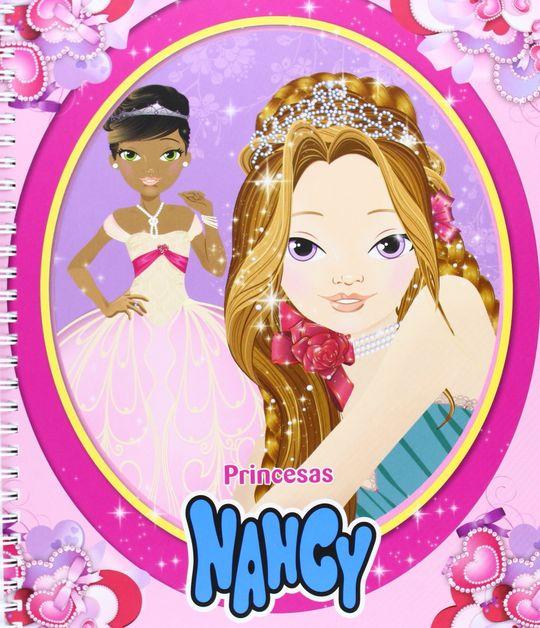 NANCY. CUADERNO PRINCESAS