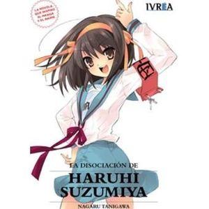 DISOCIACION DE HARUHI SUZUMIYA