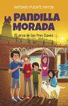 LA PANDILLA MORADA 3: EL ARCA DE LAS TRES LLAVES