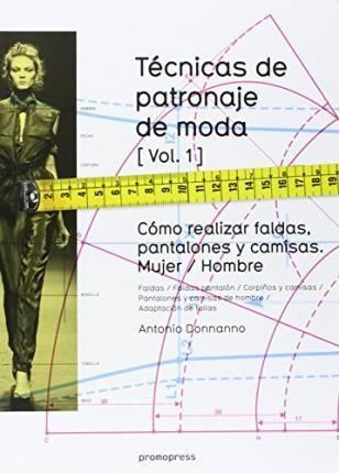 TÉCNICAS DE PATRONAJE DE MODA 1