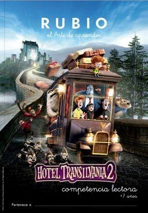 COMPETENCIA LECTORA-HOTEL TTRANSILVANIA 2