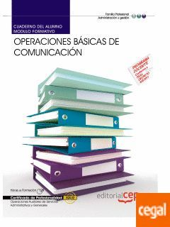 MF0970_1 OPERACIONES BÁSICAS DE COMUNICACIÓN