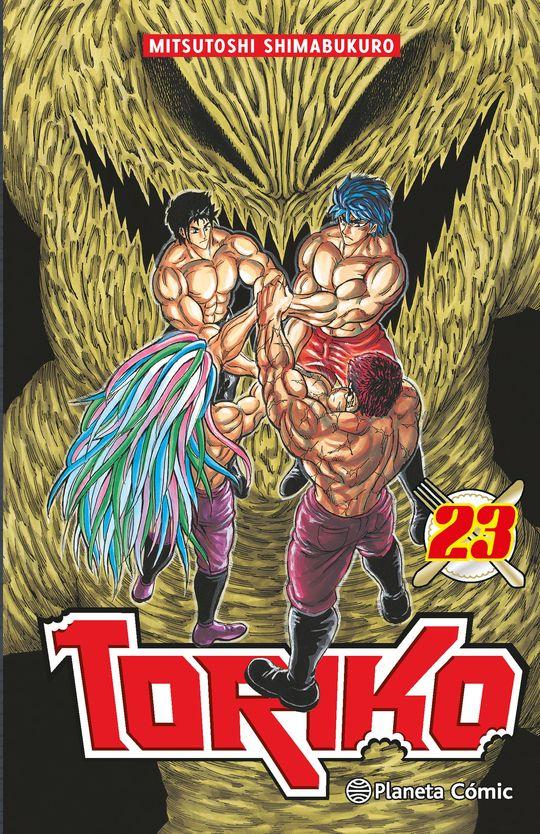 TORIKO Nº 23/43