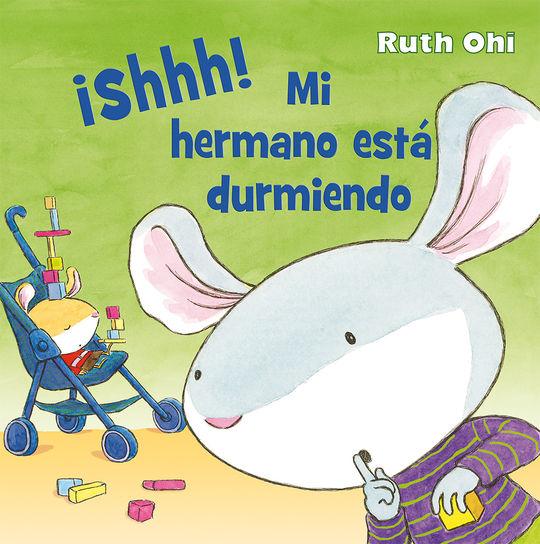 ¡SHHH! MI HERMANO ESTÁ DURMIENDO!